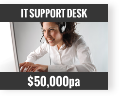 IT Support Desk